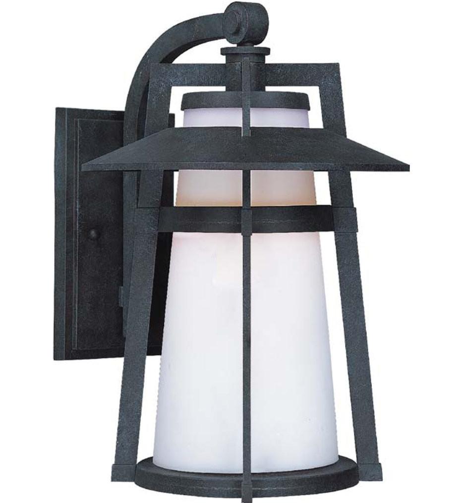 Maxim Lighting - Calistoga Adobe 15.5 Inch Outdoor Wall Mount
