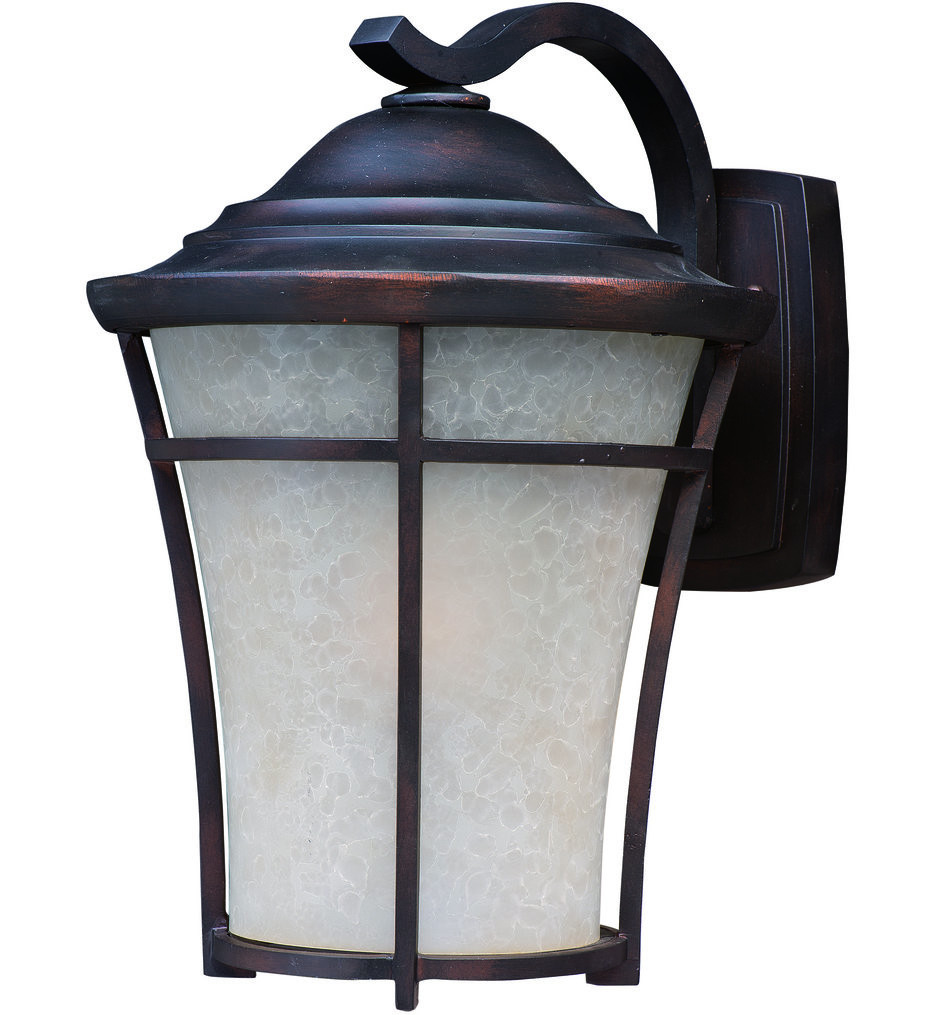 Maxim Lighting - 85504LACO - Balboa Copper Oxide 14.5 Inch Fluorescent Outdoor Wall Mount
