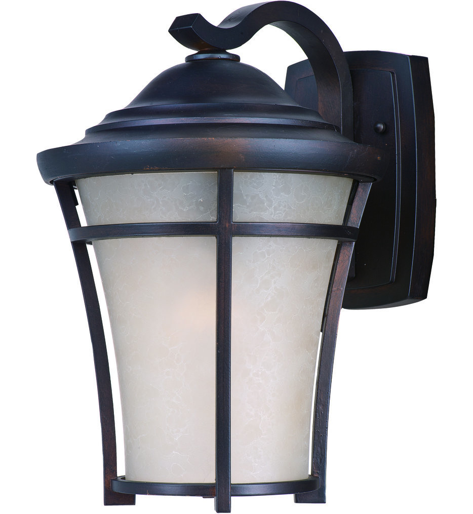 Maxim Lighting - 85506LACO - Balboa Copper Oxide 17.25 Inch Fluorescent Outdoor Wall Mount