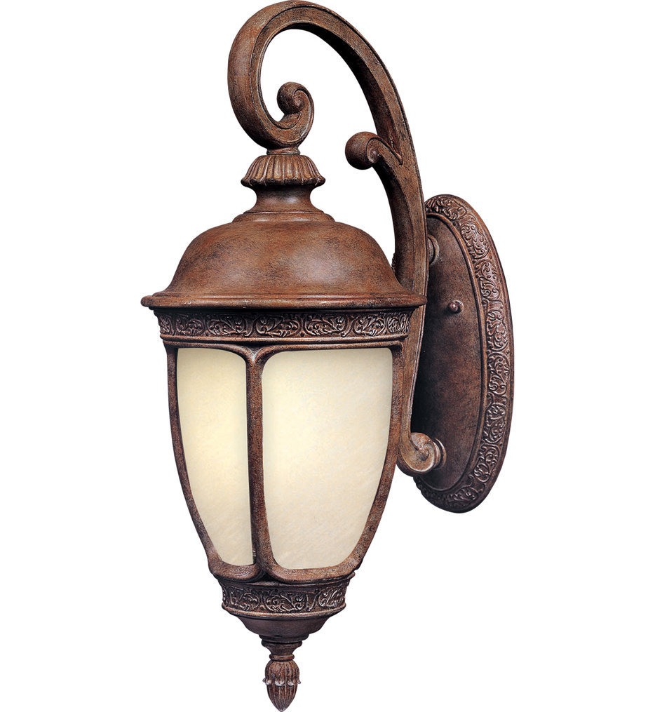 Maxim Lighting - Knob Hill Sienna 33 Inch Outdoor Wall Sconce