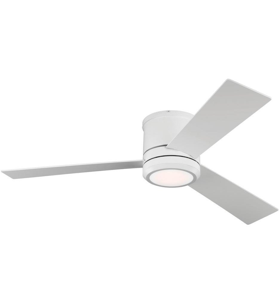 Monte Carlo - Clarity Max 56 Inch Flush Mount Fan