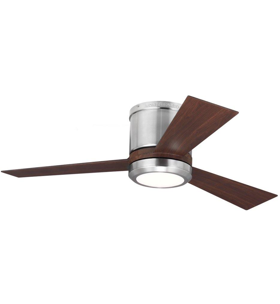 Monte Carlo - Clarity II 42 Inch Flush Mount Fan