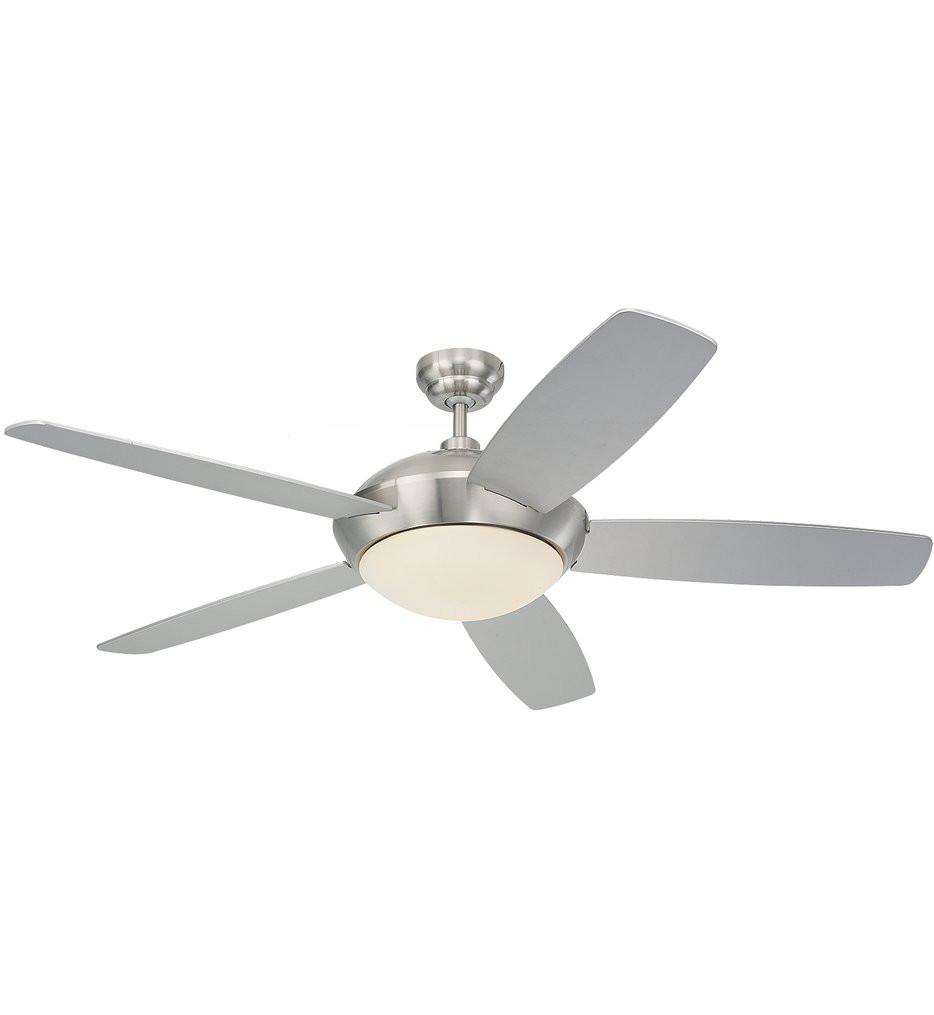 Monte Carlo - Sleek 52 Inch Ceiling Fan
