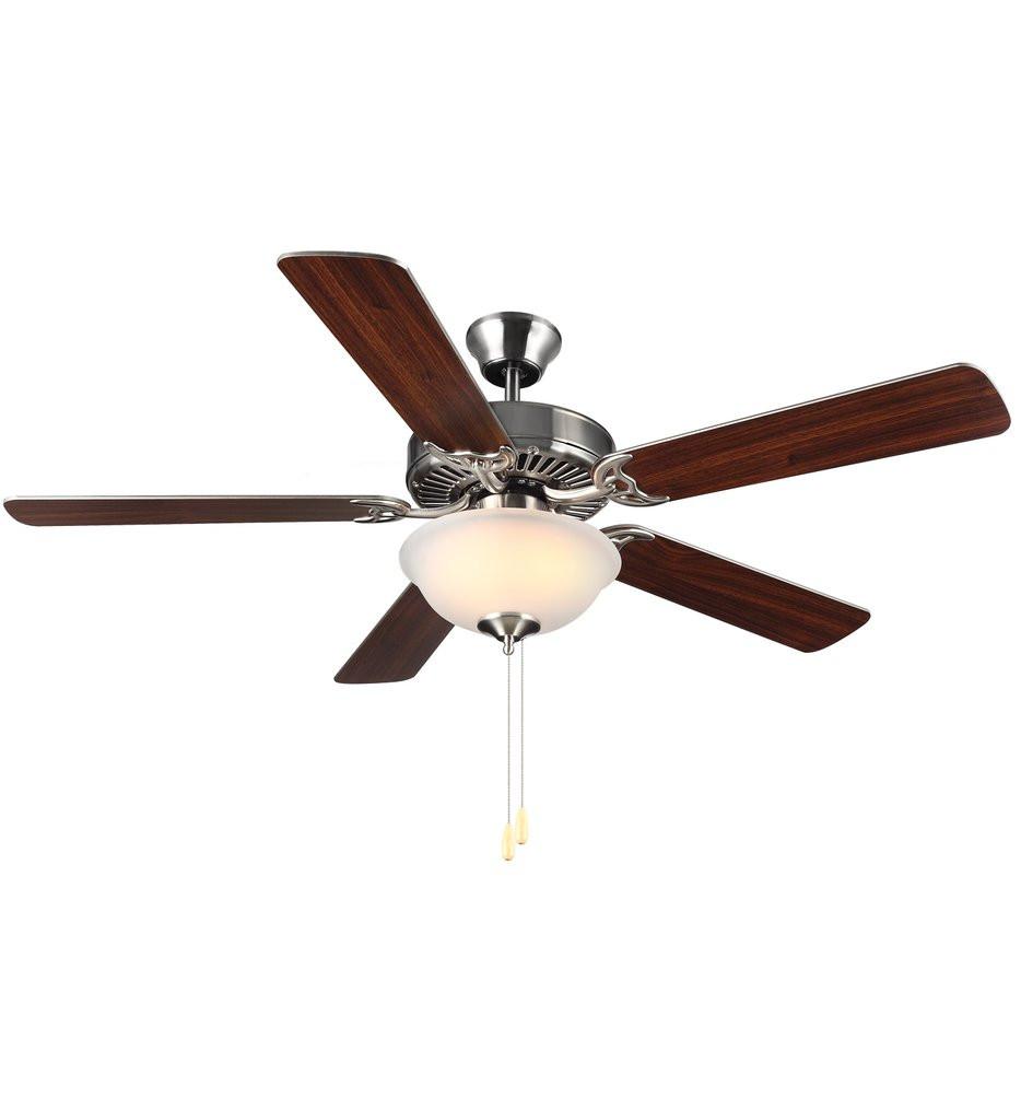 Monte Carlo - HomeBuilder II 52 Inch Ceiling Fan