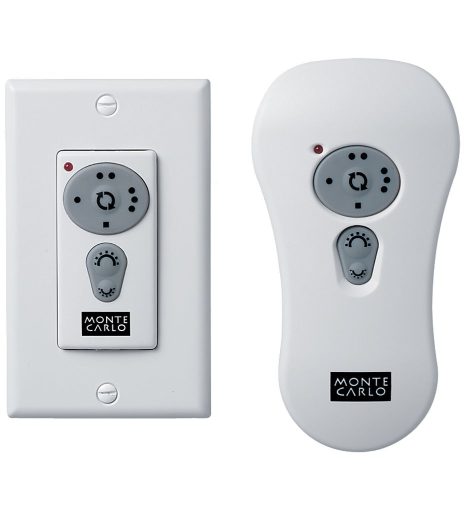 Monte Carlo - CT150 - Wall/Hand Held Remote Transmitter with Reverse & Up-Down Light Controls