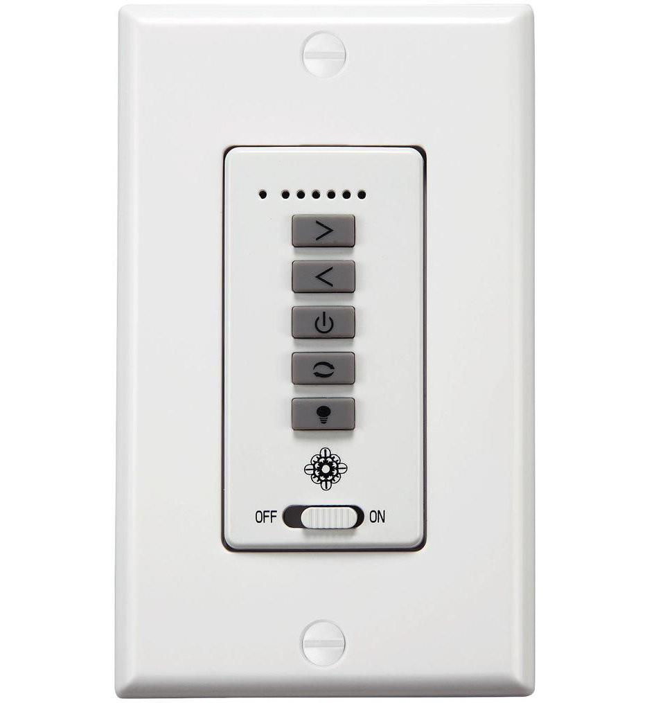 Monte Carlo - ESSWC-7-WH - White 6 Speed Wall Control
