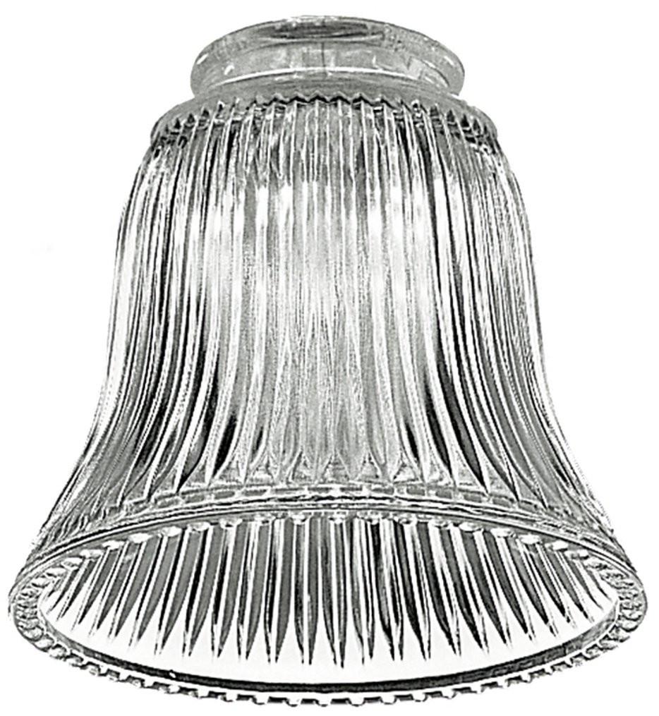 Monte Carlo - G885 - Clear Fan Glass