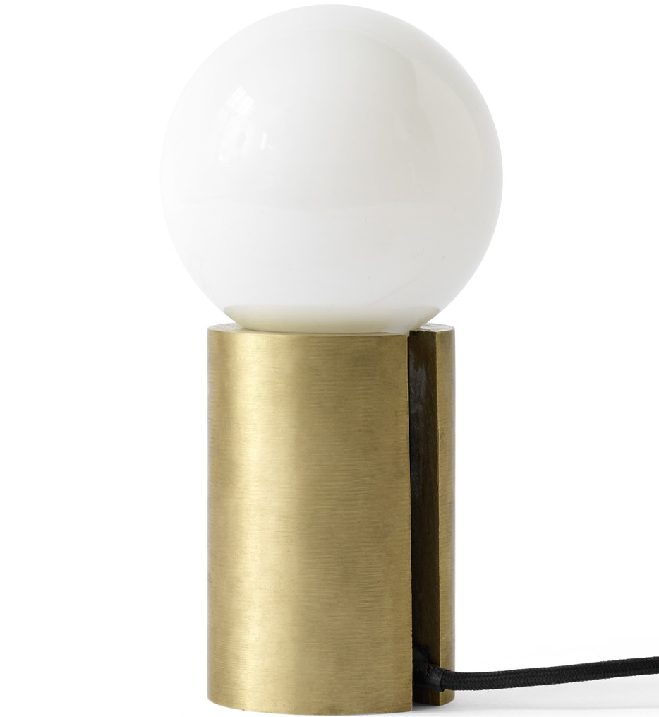 MENU - 1750839 - Socket Brass Table Lamp