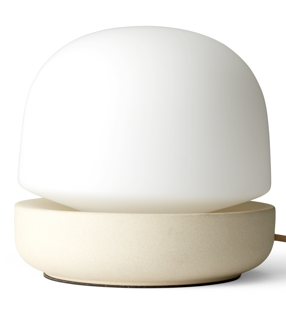 MENU - Stone Table Lamp
