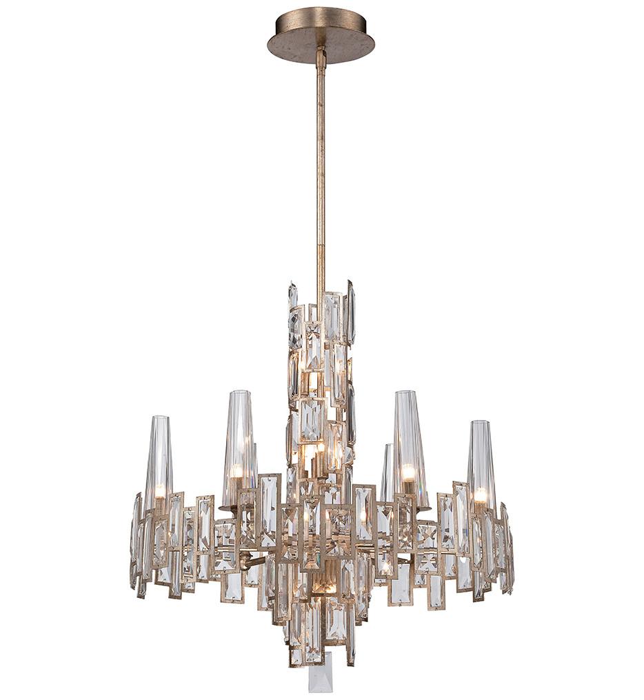 Metropolitan Lighting - N6676-274 - Bel Mondo 12 Light Luxor Gold Chandelier