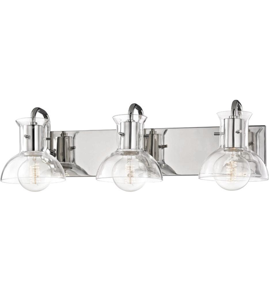 Mitzi - Riley 3 Light Bath Vanity Light