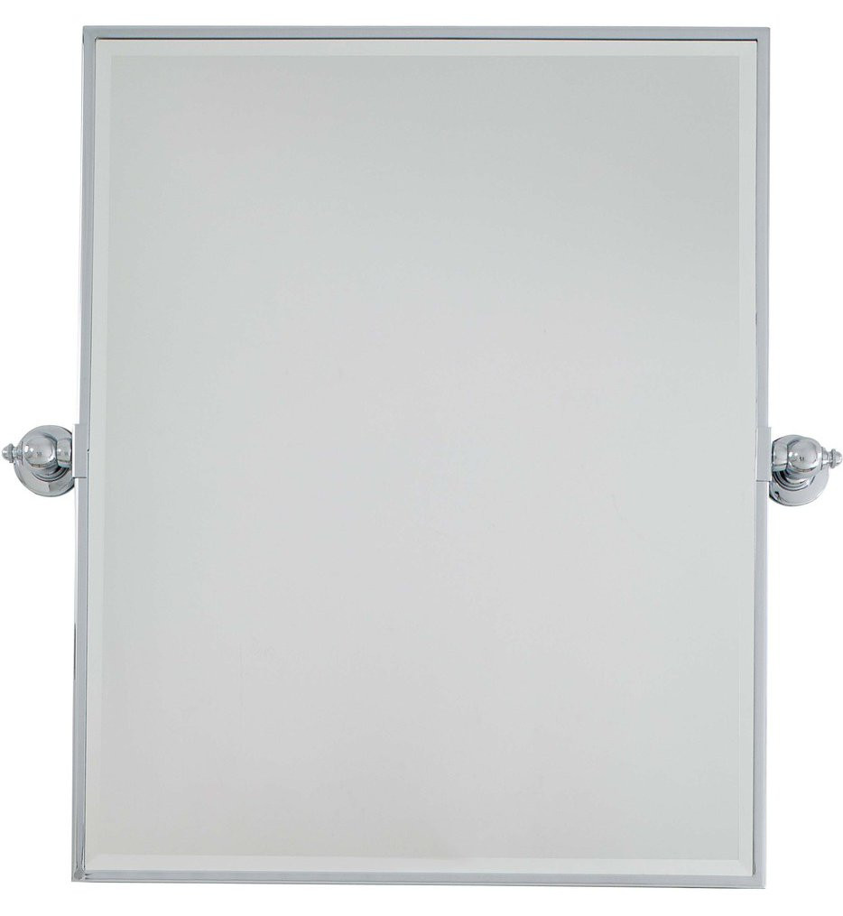Minka-Lavery - Beveled Xl Rectangle Mirror