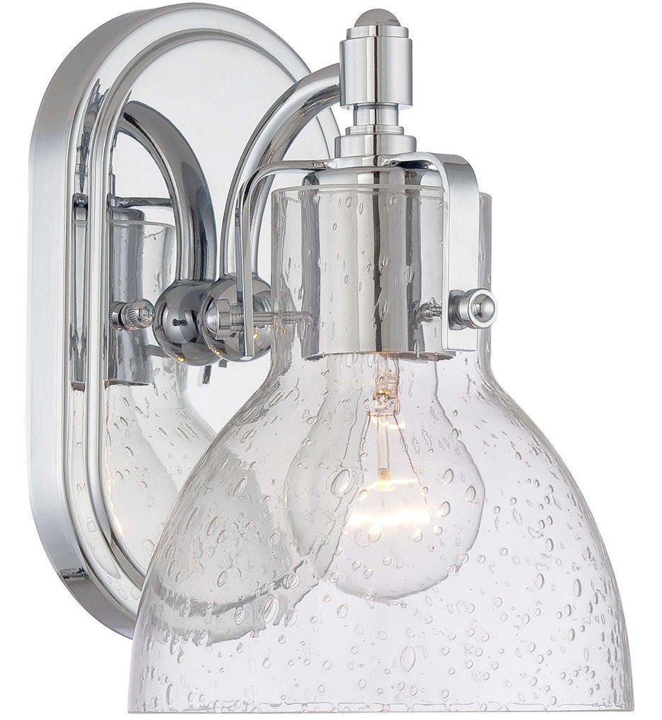 Minka-Lavery - 5721-77 - Chrome 1 Light Bath Vanity
