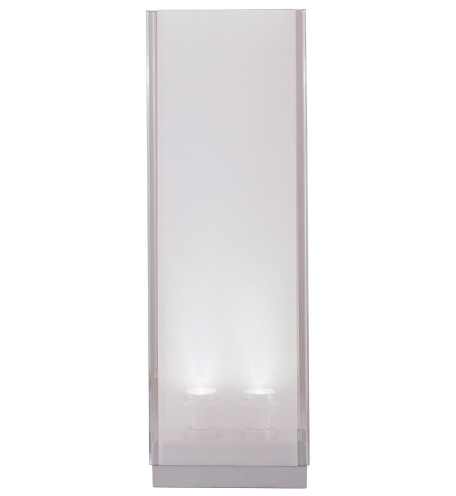 Pablo Designs - CORT 24 - Cortina 24 Inch Silver Table Lamp