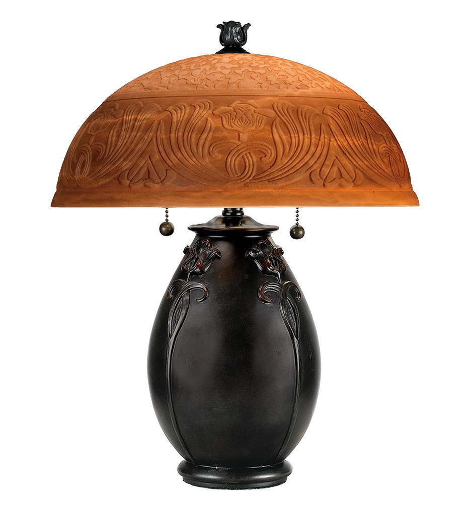 Quoizel - QJ6781TR - Glenhaven Table Lamp