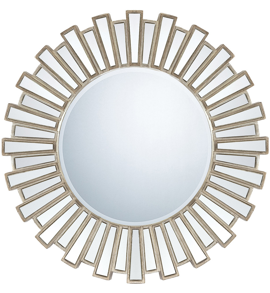 Quoizel - QR983 - Quoizel Reflections 39.5 Inch Mirror