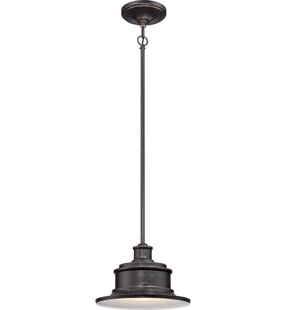 Quoizel - Seaford 11 Inch Outdoor Hanging Lantern