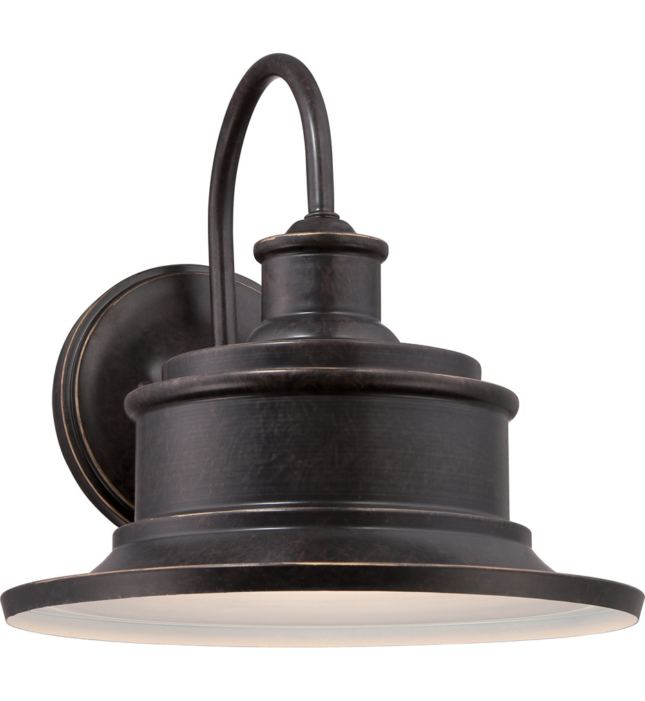 Quoizel - Seaford Medium Outdoor Wall Sconce