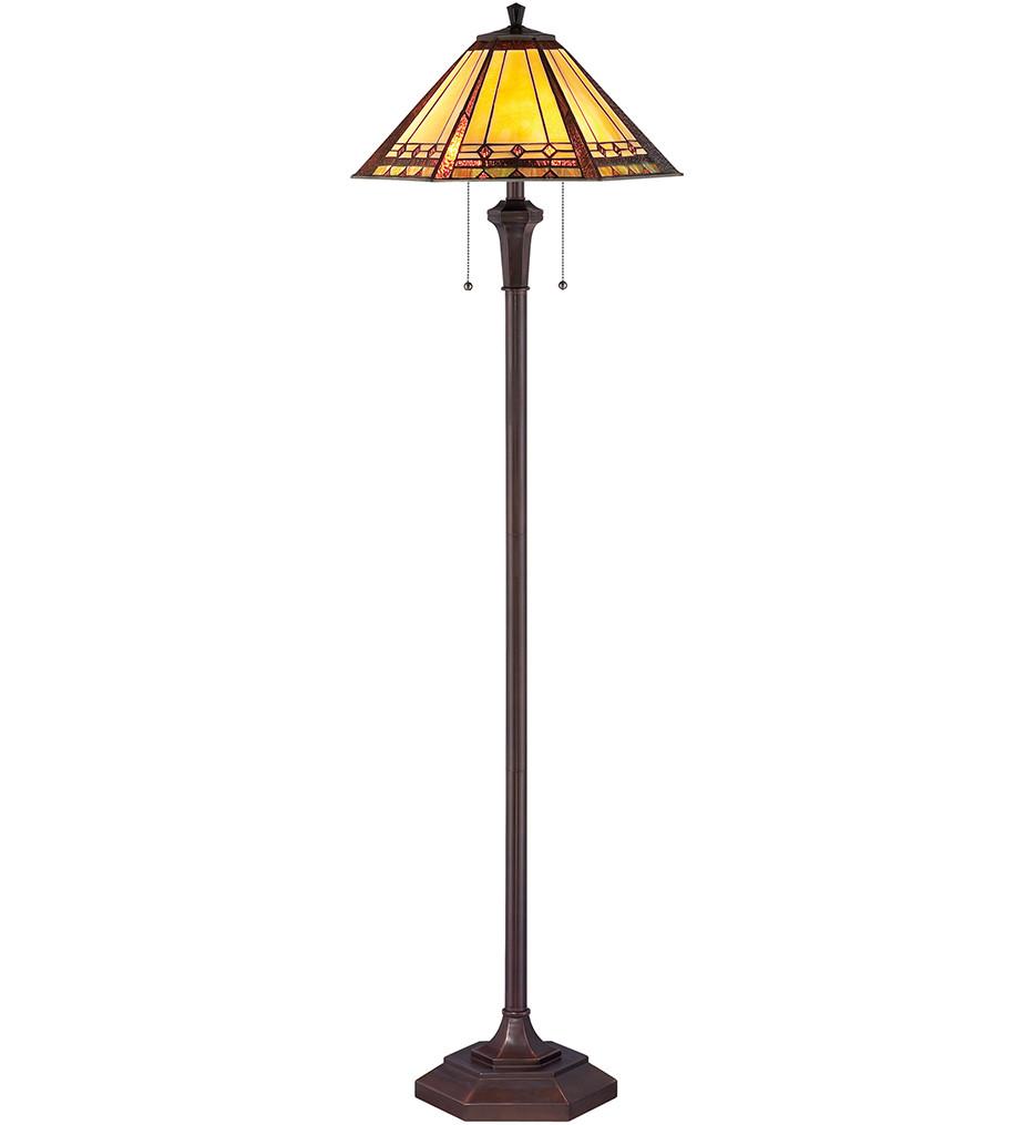 Quoizel - TF1135F - Arden Tiffany Floor Lamp