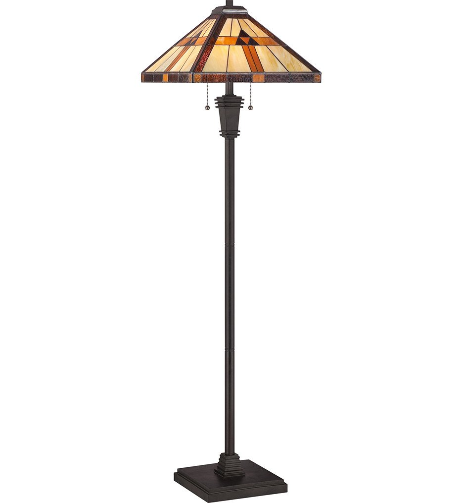Quoizel - TF1427F - Tiffany Floor Lamp