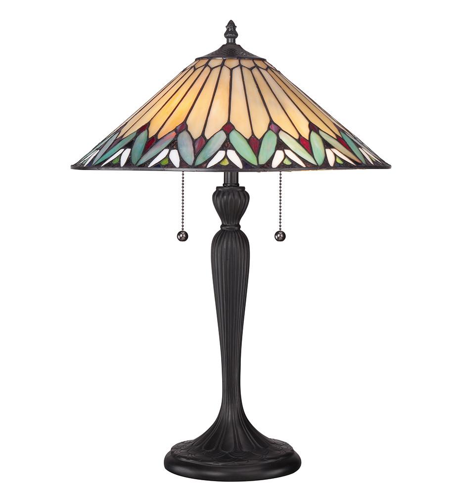 Quoizel - TF1433T - Tiffany Table Lamp