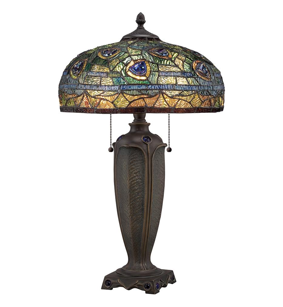 Quoizel - TF1487T - Tiffany Table Lamp
