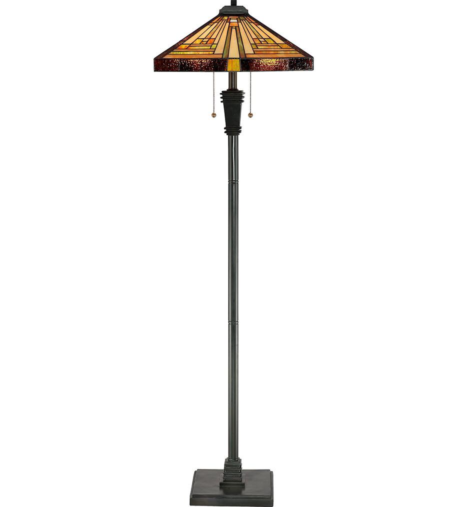 Quoizel - TF885F - Stephen Vintage Bronze Floor Lamp