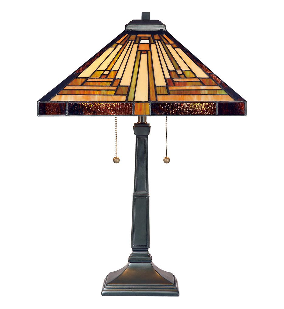 Quoizel - TF885T - Stephen Vintage Bronze Table Lamp