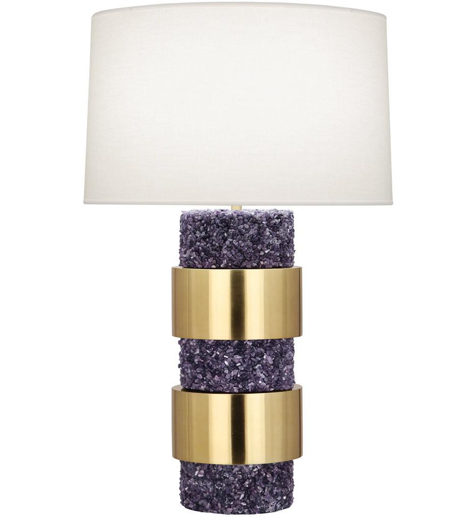 Robert Abbey - Betty Modern Brass Table Lamp