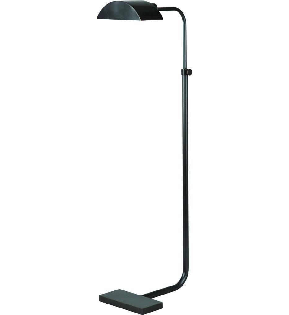 Robert Abbey - Koleman 35.63 - 53.5 Inch Adjustable Floor Lamp