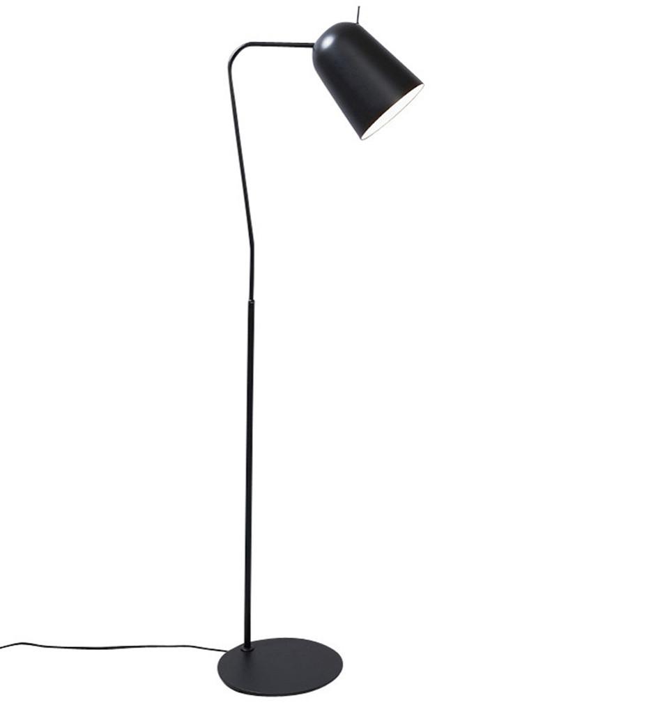 Seed Design - SQ-218FR-BK - Dodo Black Floor Lamp