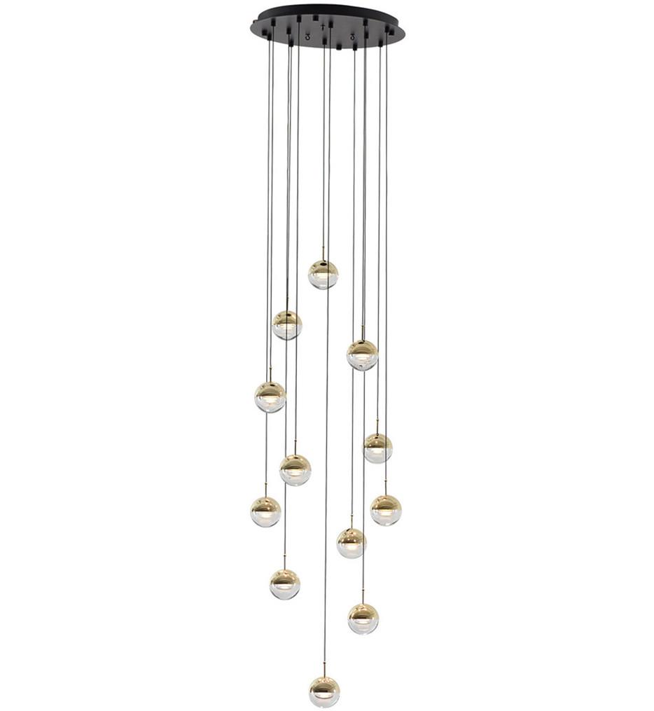 Seed Design - Dora 12 Light Pendant