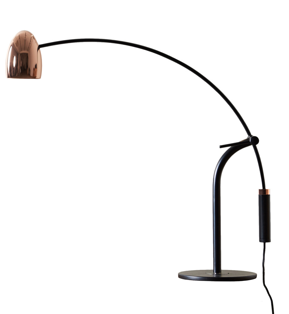 Seed Design - SLD-79DTE-CPR - Hercules Table Lamp