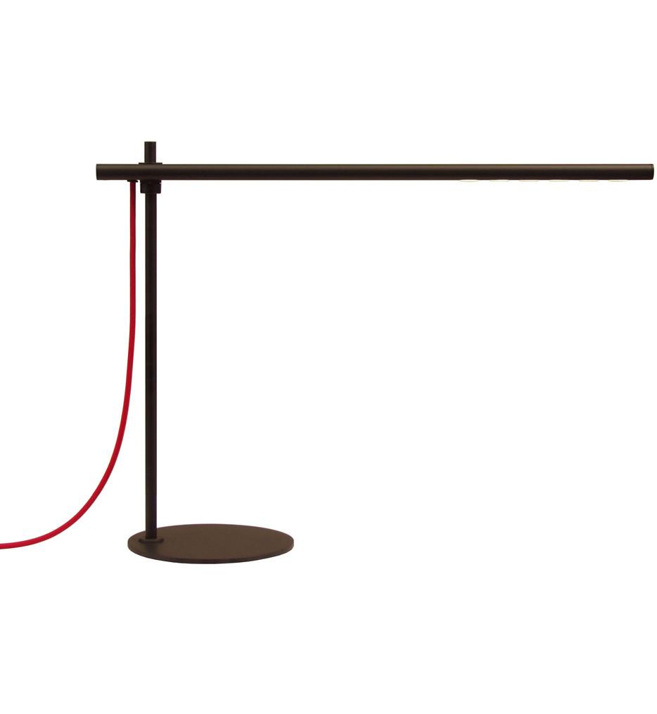 Seed Design - SLD-393DP6-BK - Ticktock Black Table Lamp