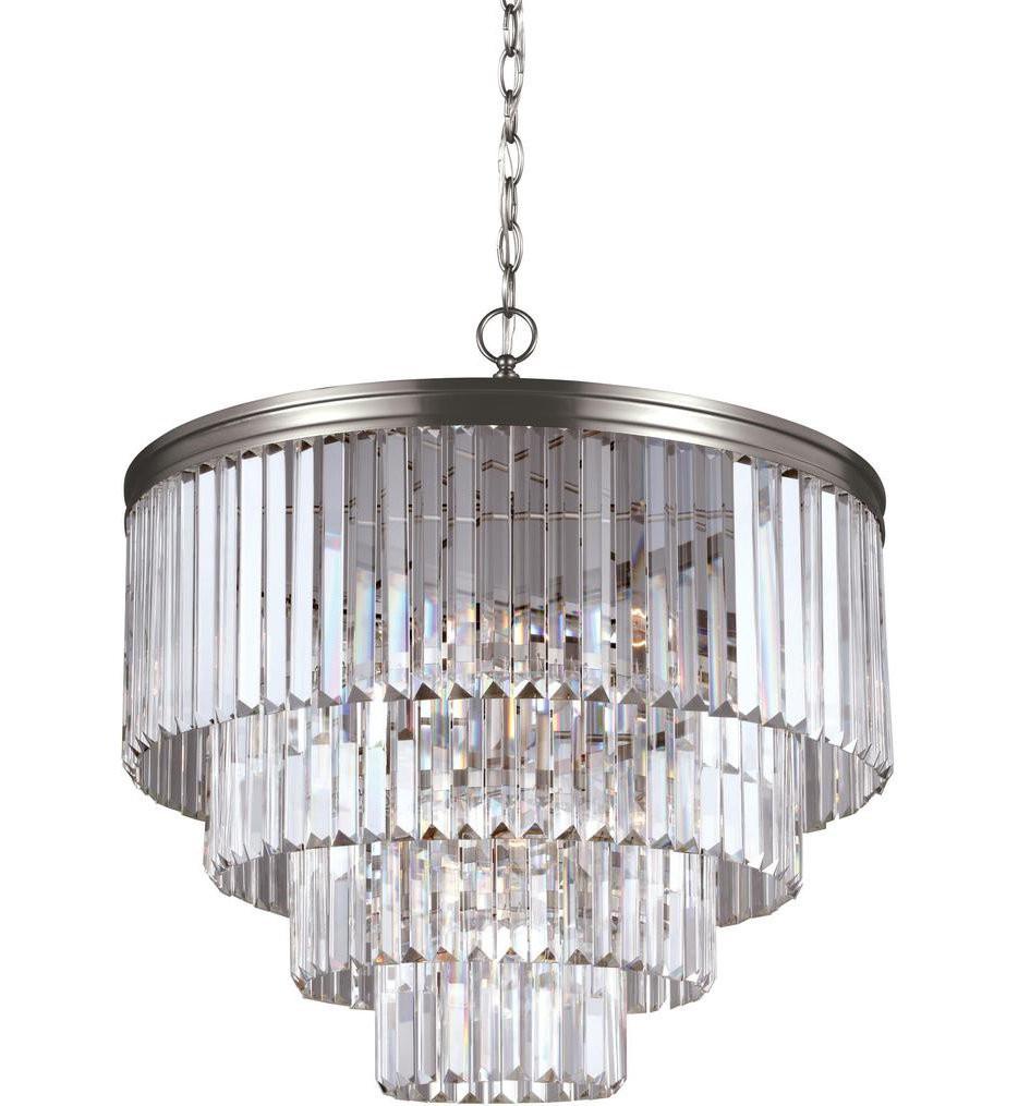 Sea Gull Lighting - Carondelet 6 Light Chandelier