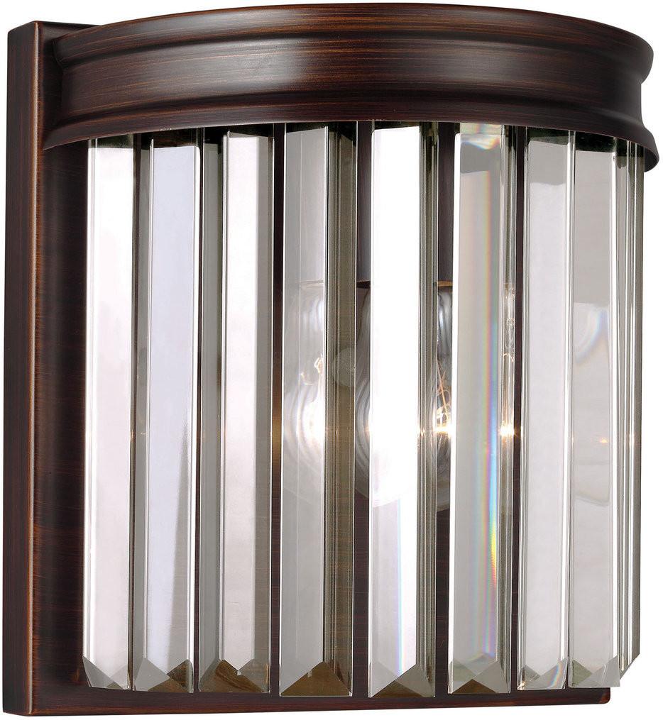Sea Gull Lighting - Carondelet 1 Light Wall Sconce