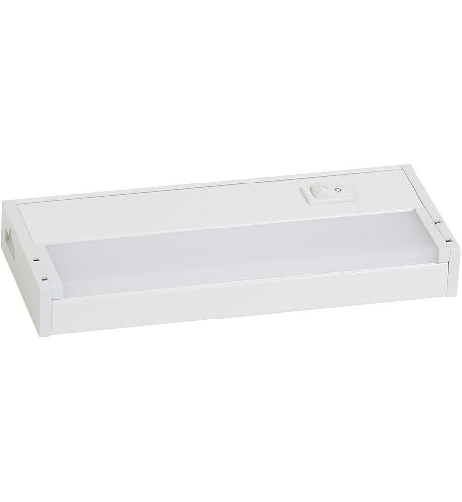 Sea Gull Lighting - 49374S-15 - Vivid LED Undercabinet 7.5 Inch 3000K