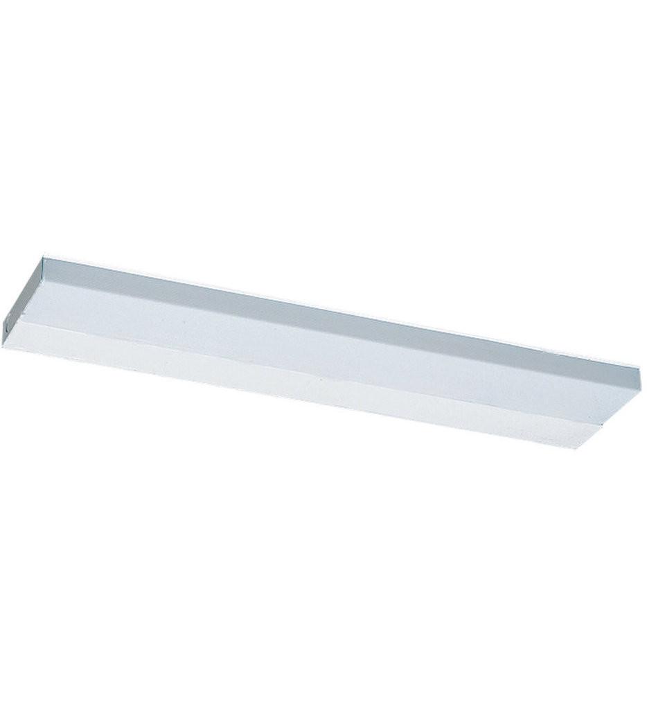 Sea Gull Lighting - 4976BLE-15 - Self-Contained Fluorescent Lighting White 1 Light Under Cabinet Light