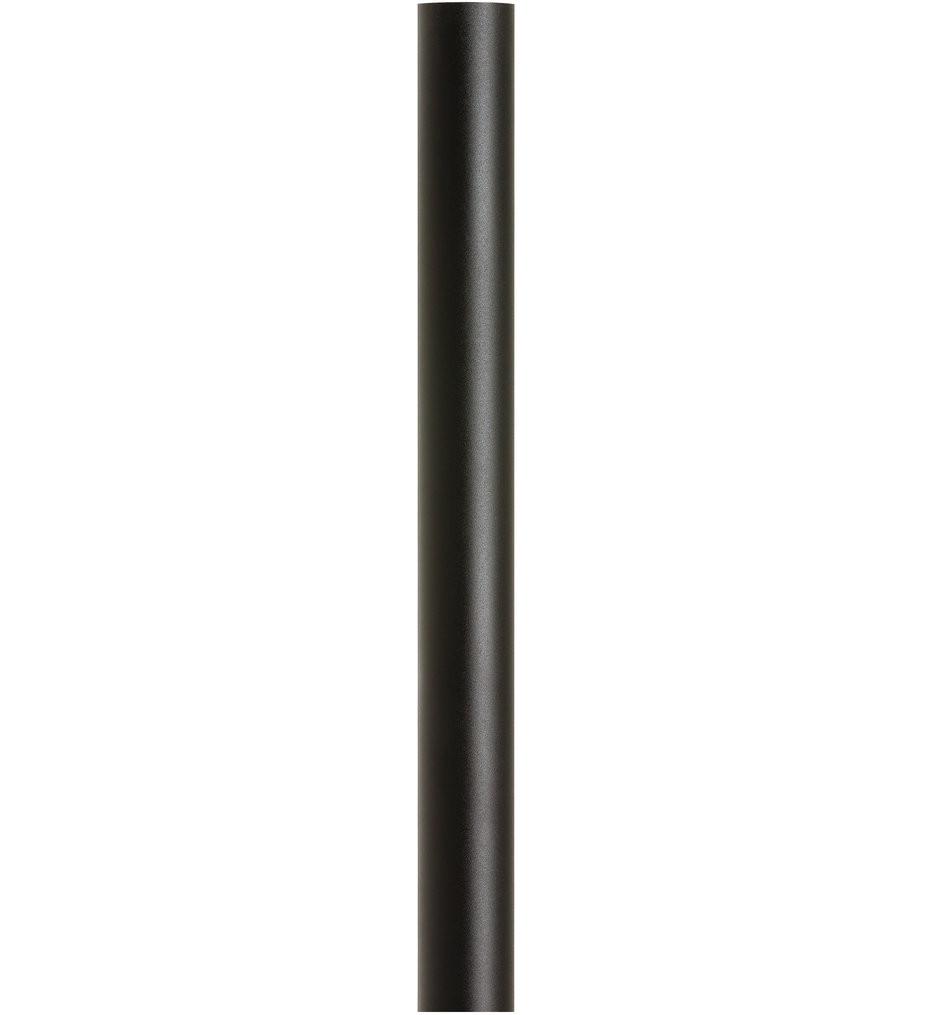 Sea Gull Lighting - 8101-12 - Outdoor Posts Black Outdoor Post