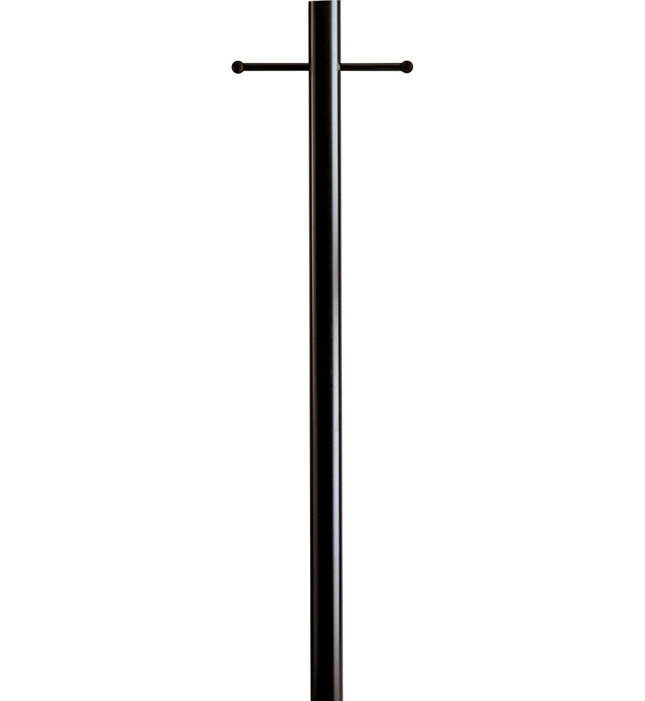 Sea Gull Lighting - Outdoor Posts Outdoor Post with Ladder Rest