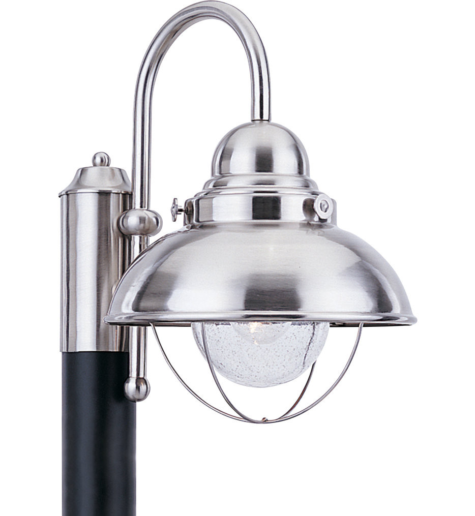 Sea Gull Lighting - Sebring 1 Light Outdoor Post Lantern