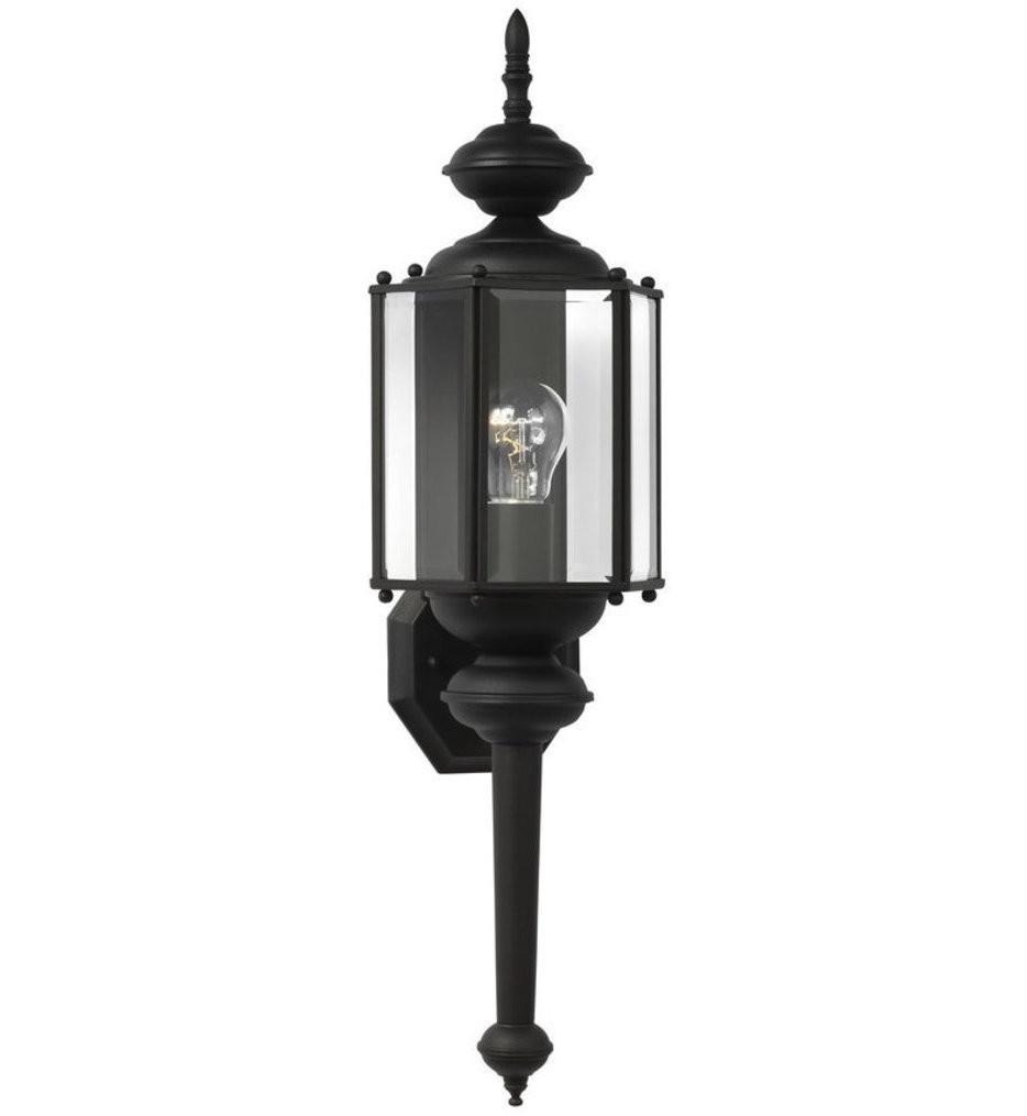 Sea Gull Lighting - Classico 25.5 Inch 1 Light Outdoor Wall Lantern