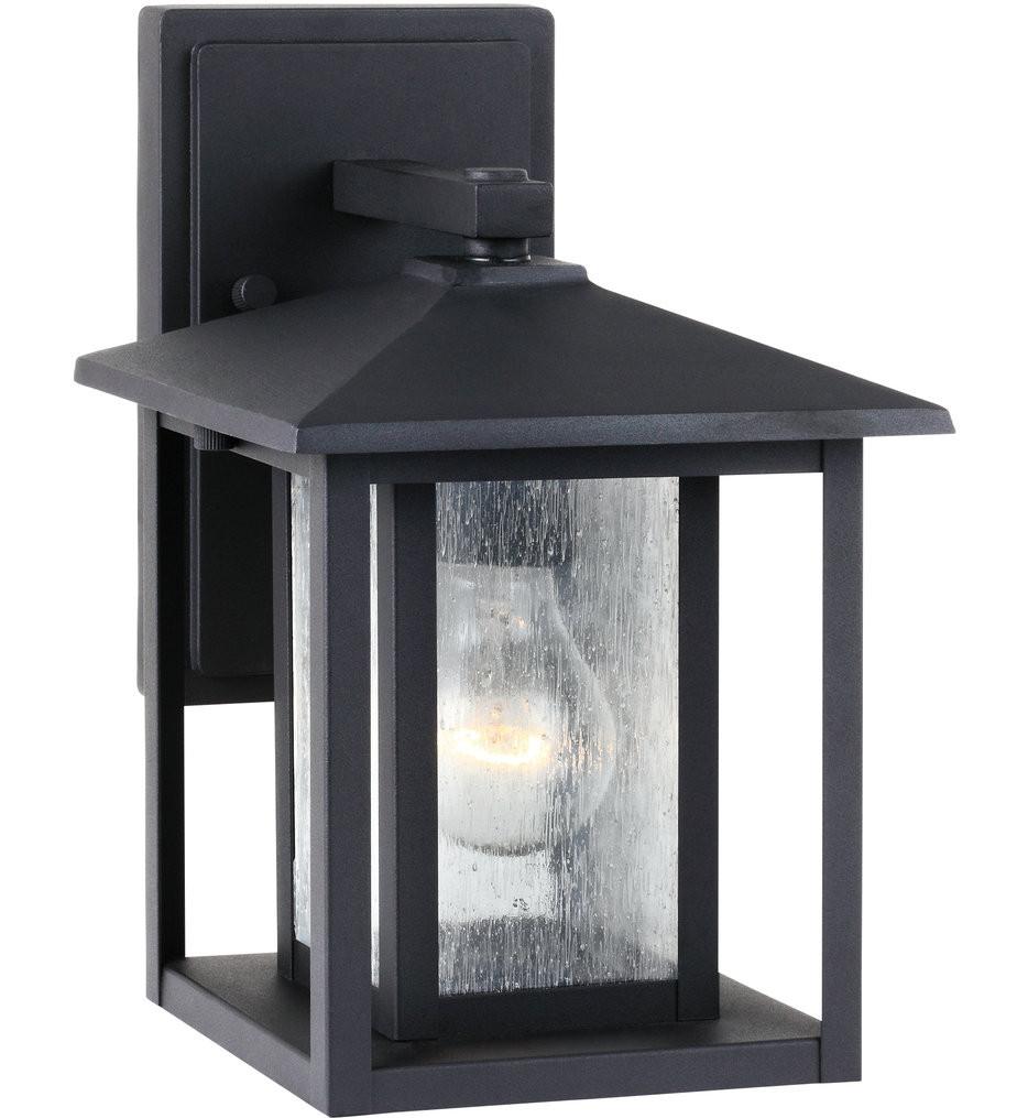 Sea Gull Lighting - Hunnington 11 Inch 1 Light Outdoor Wall Lantern