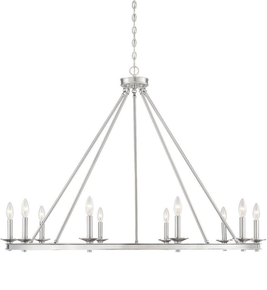 Savoy House - Middleton 10 Light Chandelier
