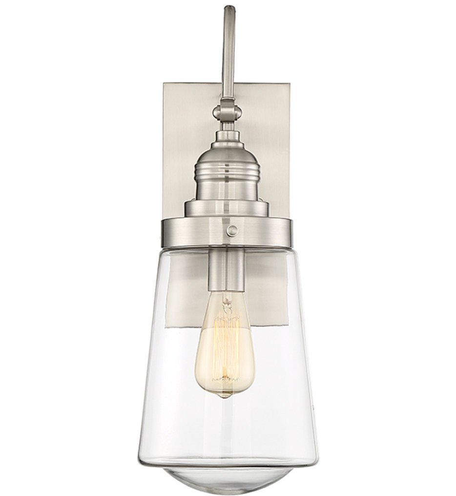 Savoy House - Macauley 13.5 Inch 1 Light Outdoor Wall Lantern