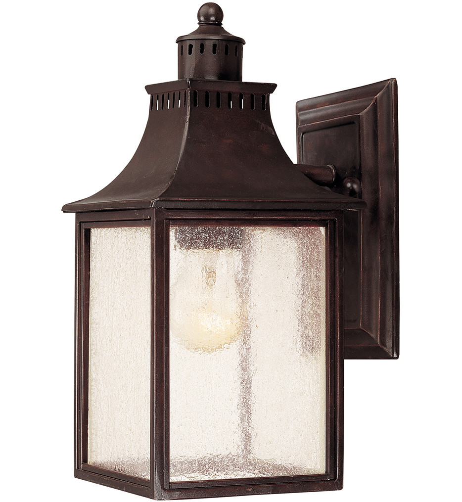 Savoy House - Monte Grande 11.5 Inch Outdoor Sconce
