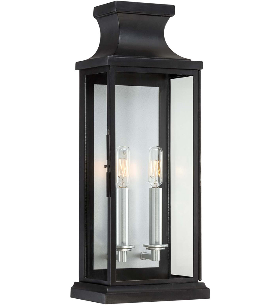Savoy House - 5-5911-BK - Brooke Black 20 Inch Outdoor Sconce