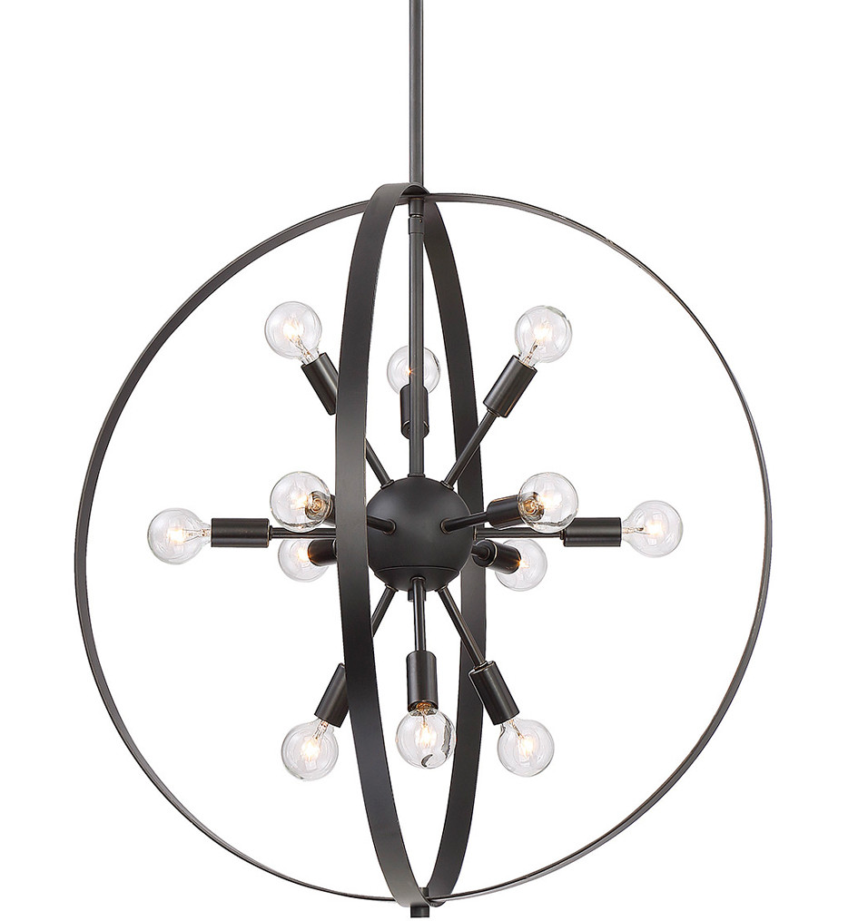 Savoy House - Marly 12 Light Chandelier