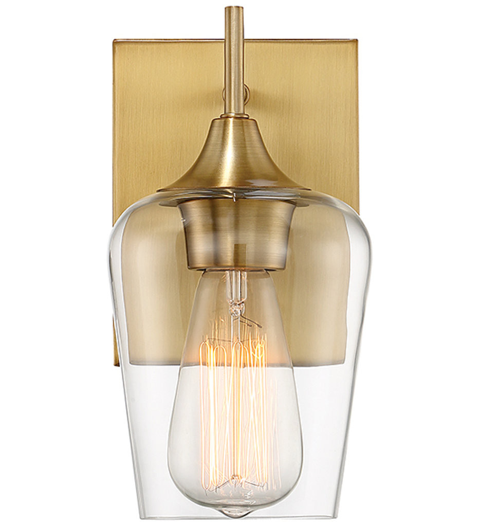Savoy House - Octave 1 Light Wall Sconce