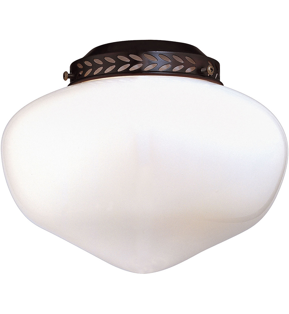 Savoy House - FLGC-1110-13 - Indoor/Outdoor Light Kit English Bronze 9 Inch Fan Light Kit